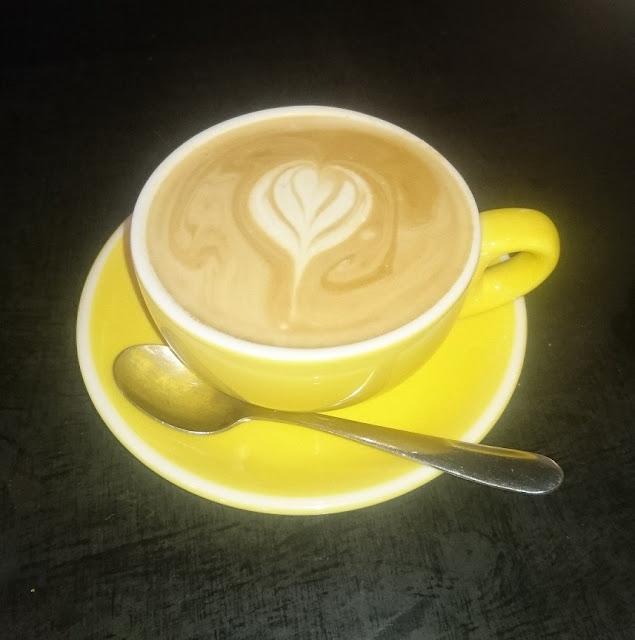 Friends of Mine, Richmond, coffee