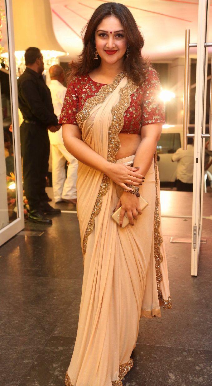 Sridevi Vijaykumar Photos At Shyam Prasad Reddy Daughter Wedding
