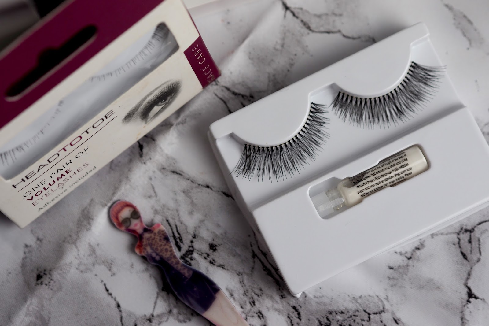Not Your Average Home Bargains False Lashes Review