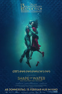Kino Neustarts Februar, Shape of Water