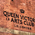 Dining at Queen Victoria Arts Club, Leicester