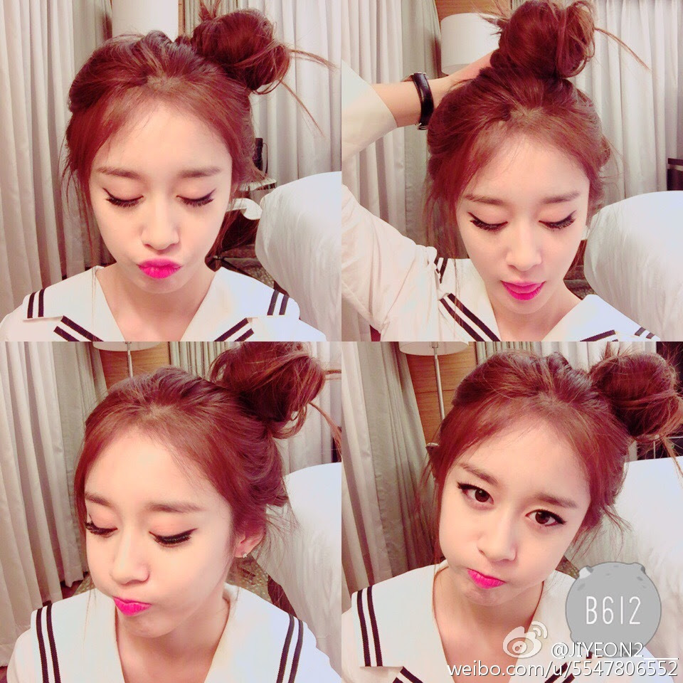 Check out T-ara JiYeon's cute SelCa pictures from Vietnam ...