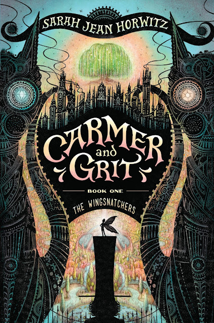 Beautiful 2017 Book Cover Designs, Garmer and Grit Sarah Jean Horwitz