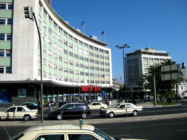 Lisboa. Avenida da Liberdade