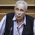 Ζουράρις: Oταν ο Τσίπρας είπε «Βόρεια Μακεδονία», ένιωσα τάση προς εμετό