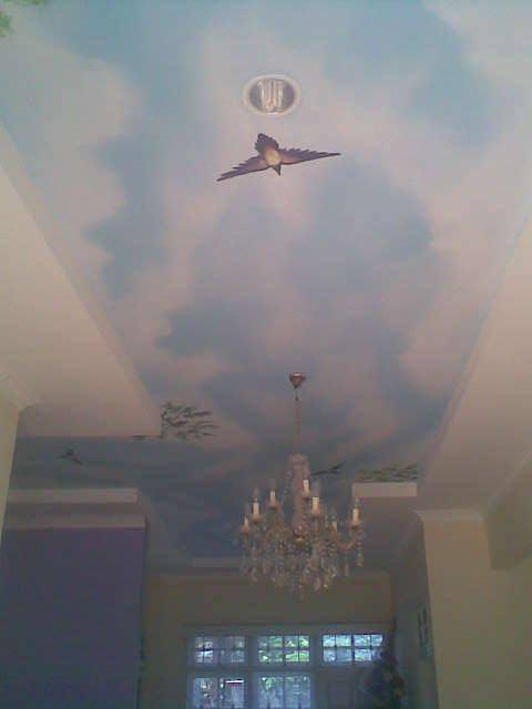61 Gambar Awan Pada Plafon Paling Keren