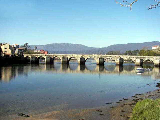 Puente Sampayo (Pontevedra)