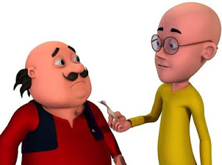 Motu aur Patlu Cartoon