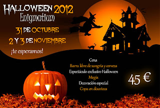 Que hacer este Halloween 2012 en Madrid