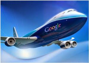 طائرة-غوغل