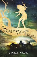 Sorteo Serafina y la capa negra