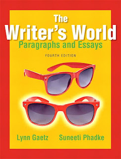 The Writer's World: Paragraphs and Essays 4th Edition