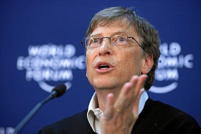 比爾·蓋茲預測10年內機器將比人類更聰明