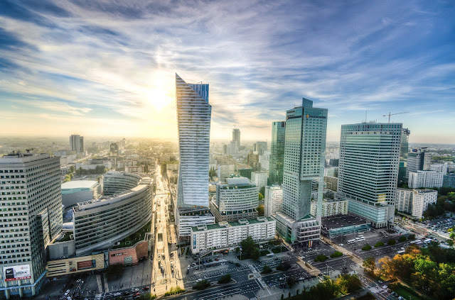 Reisetips hoteller i Warszawa