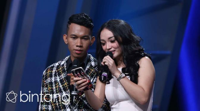Juara 1 Stand Up Comedy Academy Indosiar 'Cemen' Dapet Ciuman dari Zaskia Gotik
