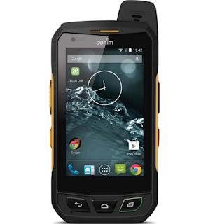 Ponsel Sonim XP7 tahan banting 2016