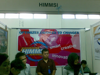 Himpunan Mahasiswa Jurusan Manajemen Informatika Dan Sistem Informasi - HIMMSI
