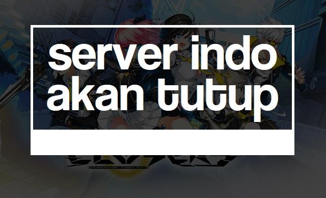 Megaxus Mengumumkan Closers Indonesia Akan Tutup! 25 April 2019