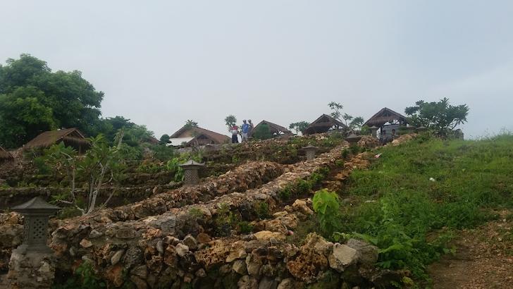 Rute menuju lokasi Bukit tinggi Sumenep