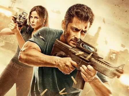 Tiger Zinda Hai - All Movie Song Lyrics | Salman | Katrina