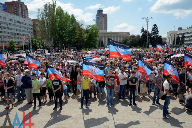 Россия «закрыла» ЛДНР. В дебильных республиках в страхе ждут наступление ВСУ