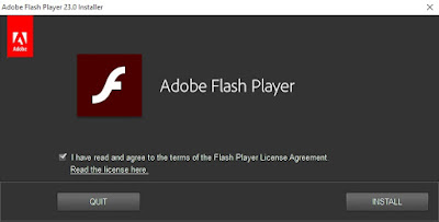 Adobe Flash Player 23.0.0.162 Offline Installer