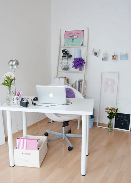 5 Tips for Organizing a Small Home Office