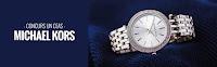 Castiga un ceas de lux Michael Kors