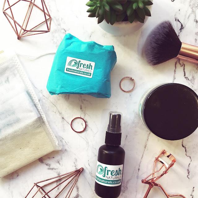 Lovelaughslipstick blog Fresh Naturals Skincare Review
