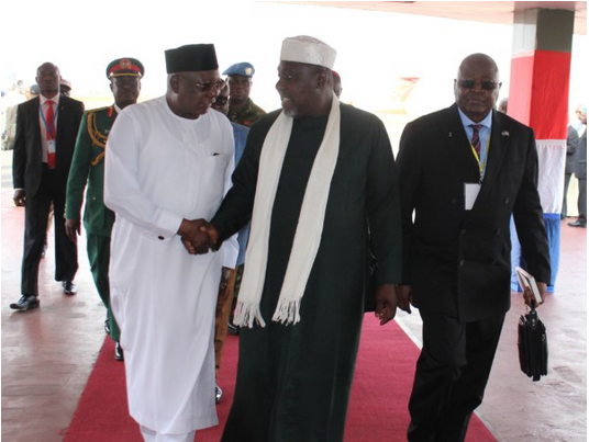 Rochas-Okorocha-at-George-Weah-Swearing-in-as-Liberias-president