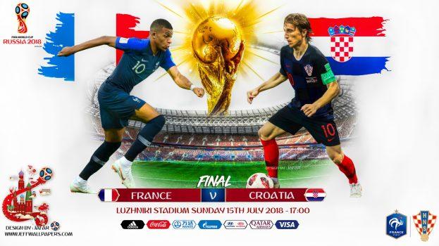 مشاهدة مباراة فرنسا وكرواتيا بث مباشر تعليق رؤوف خليف بي أن ماكس HD2
