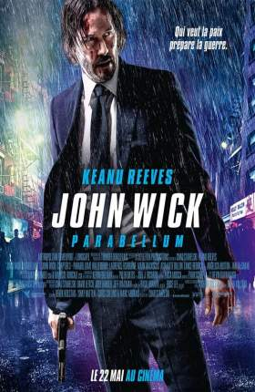 John Wick Chapter 3 Parabellum 2019 English 350MB DVDScr 480p
