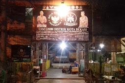 Rumah Baru Untuk LSM GMBI Distrik Kota Bekasi