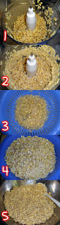 Making Tempeh, Steps 1-5