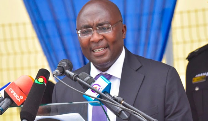 No Need To Memorise Numbers, Just Dial 191 To Access Police – Vice President Bawumia