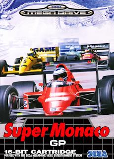 Super Monaco Grand Prix (BR) [ SMD ]