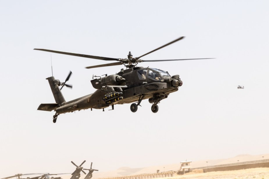 Egypt requests $1Bn FMS for 10 AH-64E Apache helicopters