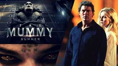 The Mummy (2017) 720p Dual Audio Full HD-Rip