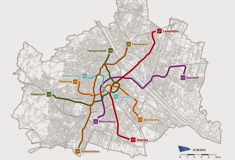 Regionalbahn Becsi Tervek Metro Es Villamosepites