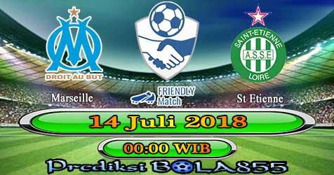 Prediksi Bola855 Marseille vs St Etienne 14 Juli 2018