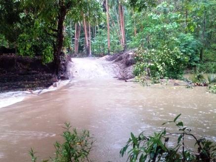 Hujan Guyur Selayar, Begini Kondisi Jalur, Alternatif S.Appabatu