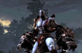 Gameplay God Of War 3