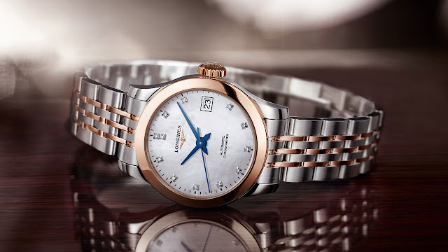 Longines Record Watch Collection