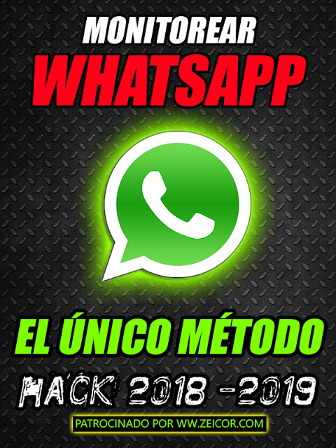 VIGILAR WHATSAPP EN 2 MINUTOS