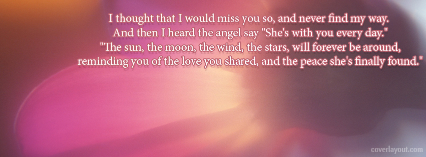 Missing you quotes death | Quotes Ring