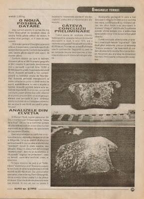 Μυστήρια της Ανθρωπότητας: Το 200.000 ετών «πέλμα αλουμινίου» που βρέθηκε στην Ρουμανία!