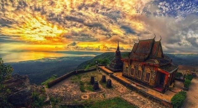 Cao Nguyên Bokor Thành Phố Ma Của Campuchia