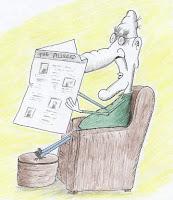 comic art, gutter press newspaper