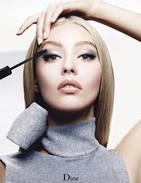 Dior Diorshow Mascara Ad Campaign