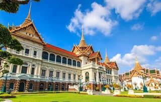 القصر الكبير تايلاند